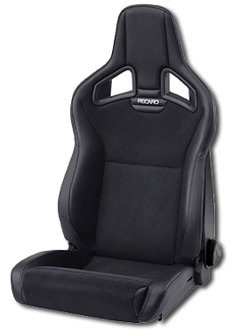 Recaro Sportster CS und Sportster CS Cross Edition 2011